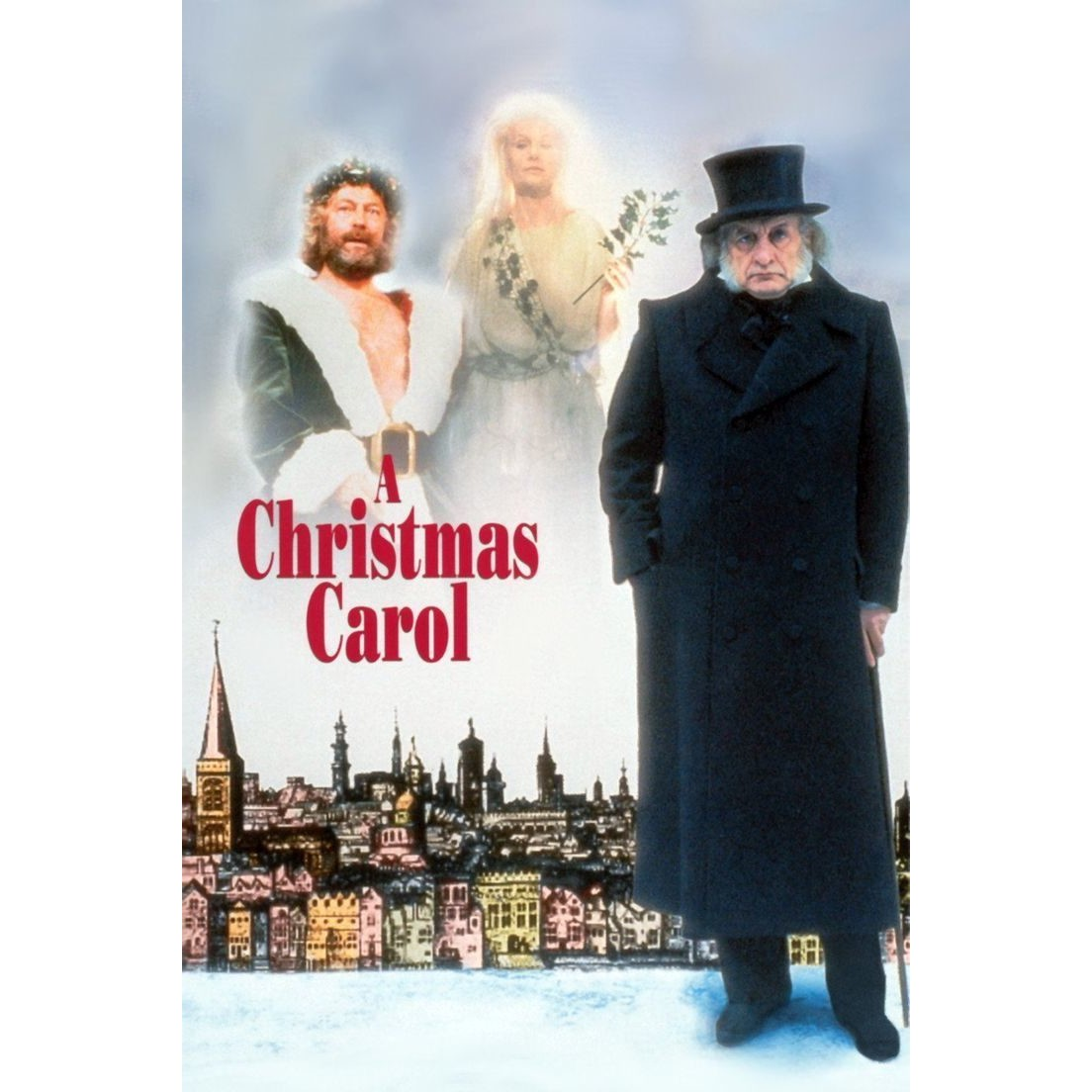 A Christmas Carol, Nick Bicât